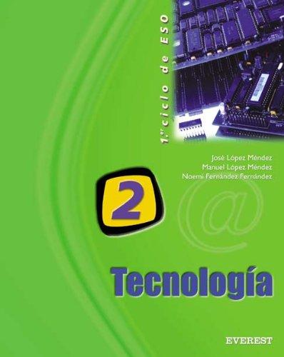 9788424181277: Tecnología 2º E.S.O - 9788424181277
