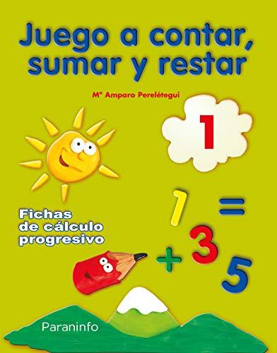 Juego a contar, sumar y restar, 1: María Amparo Perelétegui