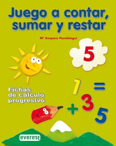9788424182236: Juego a contar, sumar y restar, 5 Educación Infantil