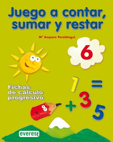 Juego a contar, sumar y restar, 6: María Amparo Perelétegui