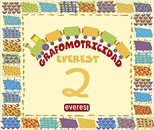 9788424182885: Grafomotricidad Everest 2 - 9788424182885