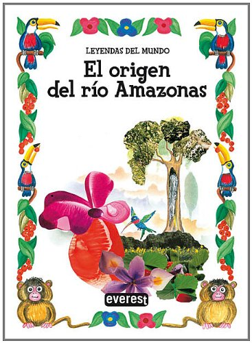9788424183103: Origen del rio amazonas, el