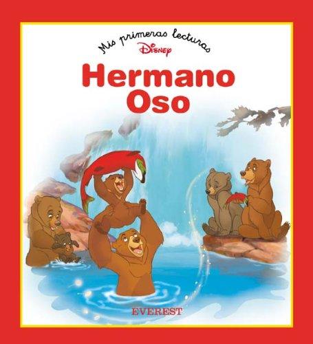 9788424183752: Hermano Oso (Mis primeras lecturas Disney)