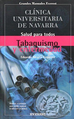 Tabaquismo y Enfermedad: EDUARDO ALEGRIA EZQUERRA