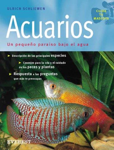 9788424184643: Acuarios/ Aquarium: Un Pequeno Paraiso Bajo El Agua (Spanish Edition)