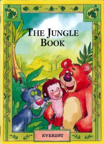 9788424185848: The jungle book (Cometa roja (Inglés))