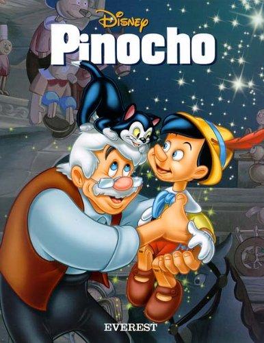 9788424186067: Pinocho (Nueva antología Disney)