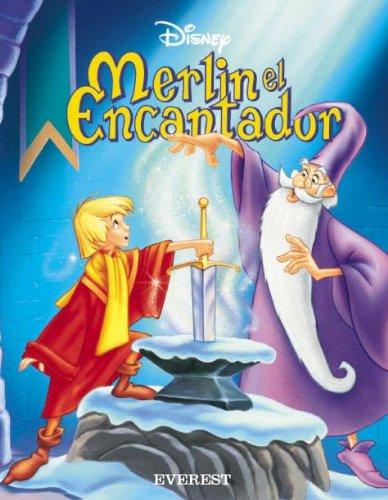 9788424186104: Merlín el Encantador (Nueva antología Disney)