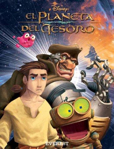 9788424186401: El Planeta del Tesoro (Nueva antología Disney)