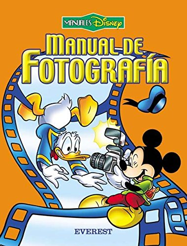 9788424186418: Manual de fotografía (Manuales Disney)