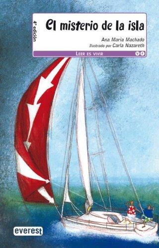 El Misterio de La Isla (Leer Es: Machado, Ana Maria