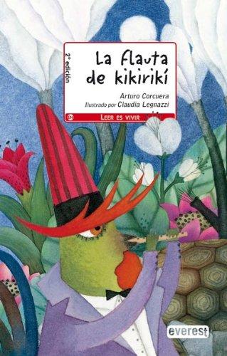 9788424186654: La flauta de Kikirikí (Leer es vivir / Poesía)
