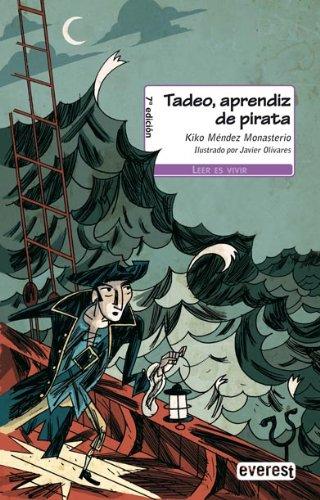 9788424187170: Tadeo, aprendiz de pirata (Leer es vivir)