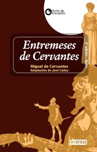 9788424187453: Entremeses de Cervantes