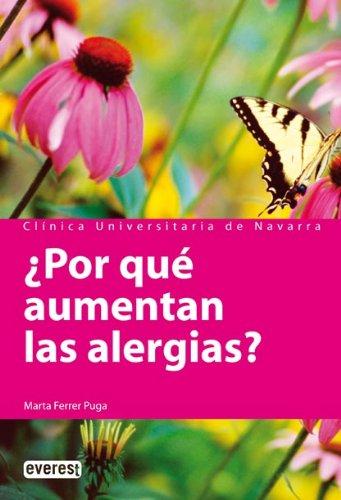 Por Que Aumentan Las Alergias?: Marta Ferrer Puga