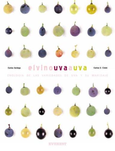 9788424188269: El Vino Uva a Uva (Spanish Edition)