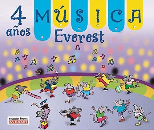 9788424188627: Música 4 años (Proyecto Música Infantil) - 9788424188627