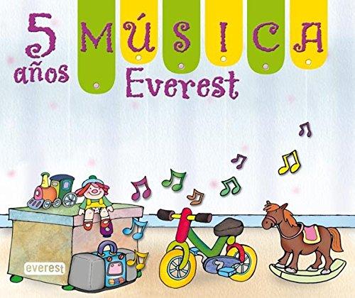 9788424188641: Música 5 años (Proyecto Música Infantil) - 9788424188641