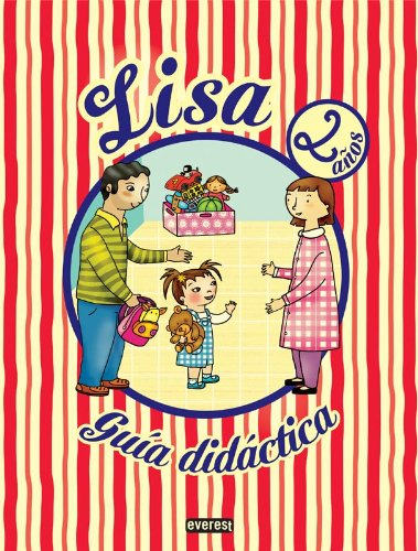 9788424188764: Proyecto Lisa 2 años. Guía Didáctica