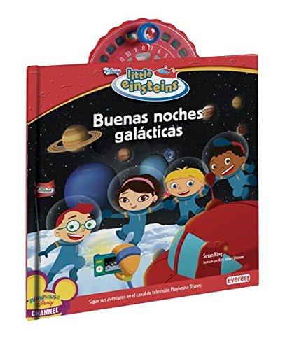 9788424190477: Little Einsteins. Buenas noches galßcticas