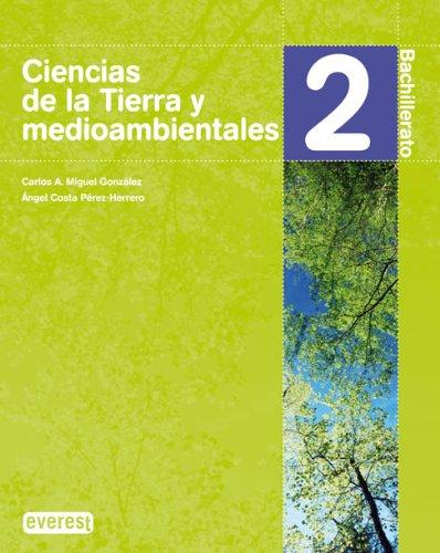 9788424190965: Ciencias de la Tierra y medioambientales. 2º Bachillerato