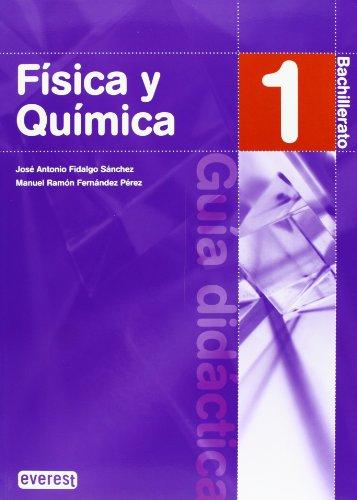 9788424193041: Física y química 1º Bachillerato. Guía Didáctica