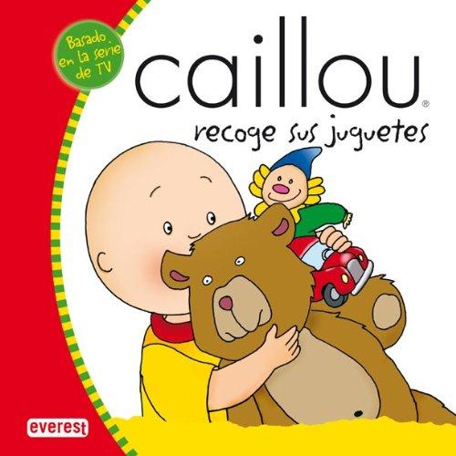 9788424196424: Caillou recoge sus juguetes (Mis cuentos de Caillou)
