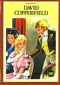 david copperfield book characters