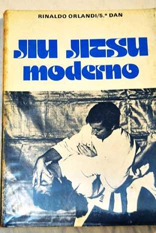 9788424313715: Jiu jitsu moderno