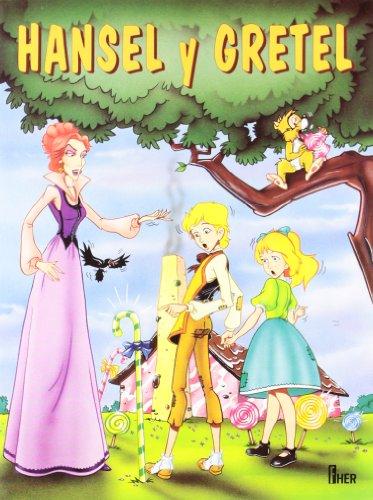 Hansel Y Gretel -Clasicos De Siempre: Fher