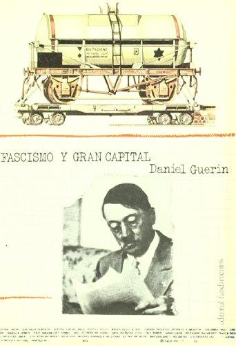 FASCISMO Y GRAN CAPITAL: GUERIN, Daniel
