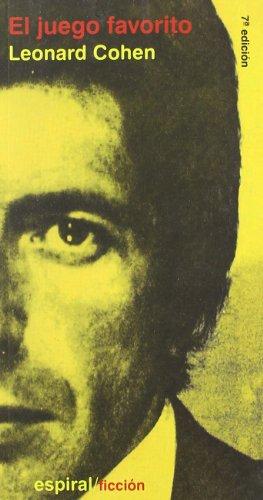 El Juego Favorito (9788424501259) by Leonard Cohen