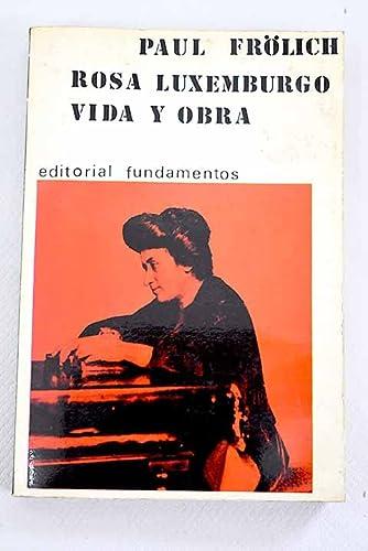 9788424501754: Rosa Luxemburgo: Vida y obra (Ciencia / Economía, política y sociología) (Spanish Edition)