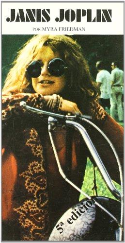 9788424501907: Janis joplin enterrada viva