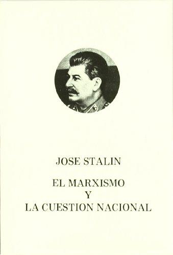 9788424501914: Marxismo y la cuestion nacional, el