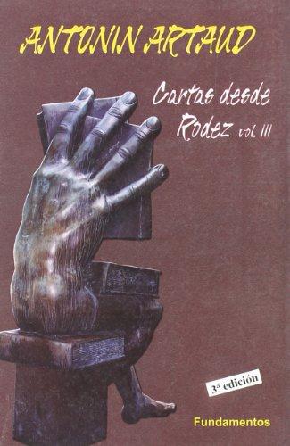 9788424502881: Cartas desde Rodez III: 82 (Arte / Crítica)