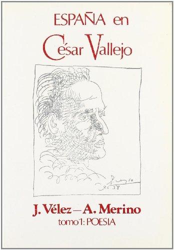 9788424503932: Poesia (España en César Vallejo, t.1)