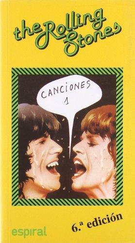 9788424503987: Canciones I de Rolling Stones (Espiral / Canciones)