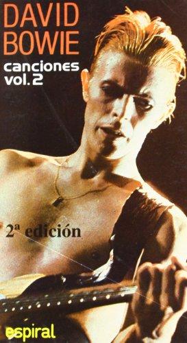 Canciones de David Bowie. (T.2): CANCIONES
