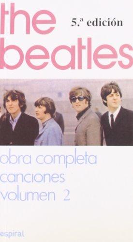 9788424505844: Canciones II de The Beatles: 149 (Espiral / Canciones)