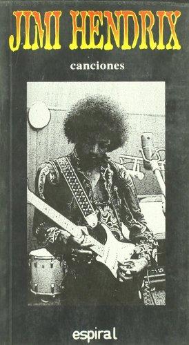 9788424507329: Canciones de Jimi Hendrix