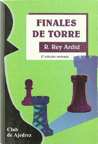 9788424509842: Finales de torre (Club de Ajedrez)