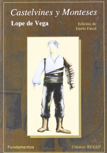 9788424510411: Castelvines y Monteses (Arte / Teoria teatral)