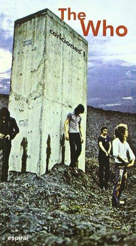 9788424510886: Canciones I de The Who: 315 (Espiral / Canciones)