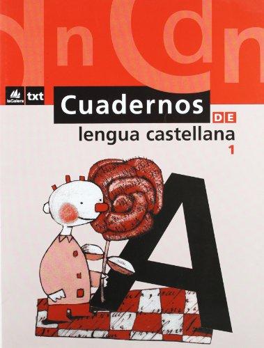 9788424600891: Cuaderno de Lengua castellana 1