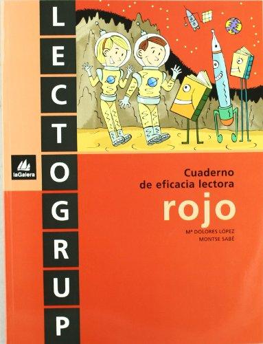 9788424602598: Lectogrup Rojo Avanzado Cuad.Eficacia Lectora Gallen0ep