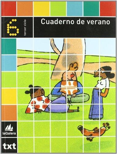 9788424604899: Cuaderno Verano. Educación Primaria, 3ª Ciclo - Número 6