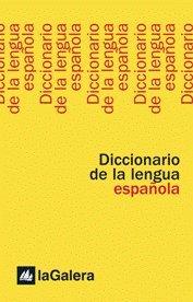 9788424606855: Diccionario de la lengua española: La Galera (Diccionarios La Galera)