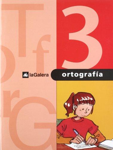9788424607951: CUADERNO DE ORTOGRAFIA 3