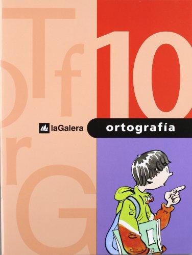 9788424609559: CUADERNO DE ORTOGRAFÍA 10